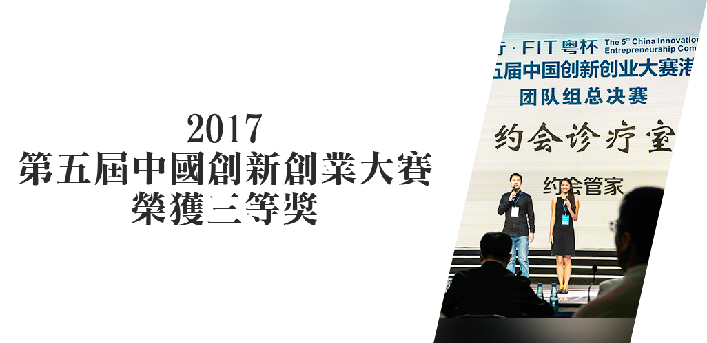 創新創業大賽-三等獎